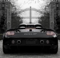 Super rare, super sexy #Porsche Carrera GT convertible. Click for more... #spon