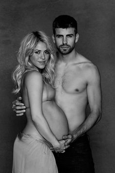 Shakira presume su embarazo por una buena causa.