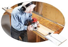 17 of Our Favorite Router Tips   Popular Woodworking Magazine Router Jig, Router Woodworking, Woodworking Magazine, Woodworking Workshop, Popular Woodworking, Woodworking Techniques, Woodworking Crafts, Woodworking Projects, Router Sled