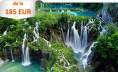 Croácia : o Parque Nacional Plitvice Lakes (Plitvice Lakes National Park) Vacation Destinations, Dream Vacations, Vacation Spots, Vacation Travel, Vacation Ideas, Croatia Destinations, Greece Vacation, European Vacation, European Tour