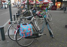 Amersfoort, Bloeiende Bicycle / Amersfoort floral bicycle