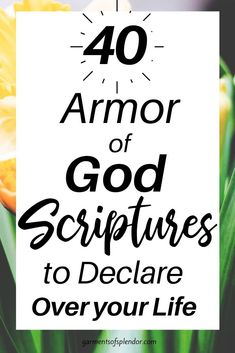 Grab this free Armor of God Scripture reading plan to pray over yourself and loved ones! Use these scriptures to strengthen your spiritual life and gain victory in your faith, emotions, and in… Prayer Scriptures, Bible Prayers, Faith Prayer, God Prayer, Prayer Quotes, Bible Quotes, Bible Verses, Healing Scriptures, Healing Quotes