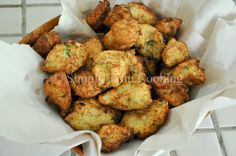 Not that I need an excuse to go look a breadfruit...  Breadfruit Fritters | Simply Trini Cooking