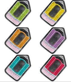 "Charming Chalk Pencils color cut-outs are sure to provide ""old-school"" charm to any classroom or project. 6 each of 6 colors: red, orange, yellow, lime green, turquoise and purple Classroom Organization, Classroom Decor, Chalkboard Classroom, Chalk Pencil, Creative Teaching Press, Chalk It Up, Turquoise And Purple, School Decorations, Cut And Color"