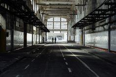 Old Industrial Slaughterhouse | Open House Porto 4—5 July'15 | Trienal de Arquitectura de Lisboa © Pedro Sadio