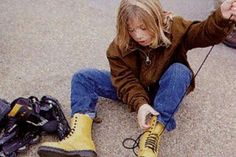 18 years later, and I STILL want this pair of Doc Martins!