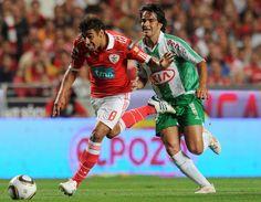 Salvio, Benfica - Setúbal, 2012