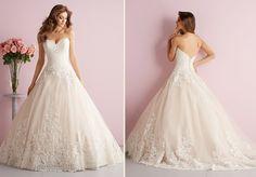 Vestido de Noiva IN-A248N