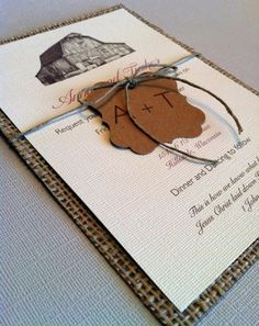 Rusty-vintage-wedding-invitation-do-it-yourself