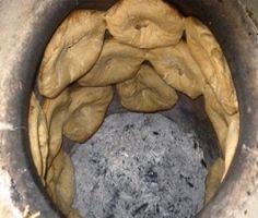 Erzincan Kopul Ekmek Erzincanlı bayanlarımızın tamamen el emeği ile doğal yollardan yaptıkları meşhur ekmeklerden biridir.