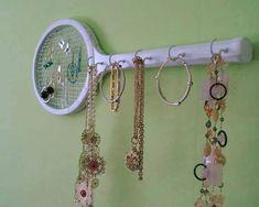 Porte-bijoux unique et original