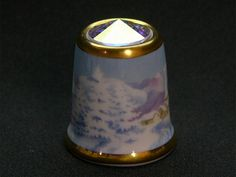 Rakuten: The crystal top of the Swarovski is beautiful! Dream silver snowy mountains TCC thimble (thimble) Sutherland (Sutherland)) of the peace- Shopping Japanese products from Japan