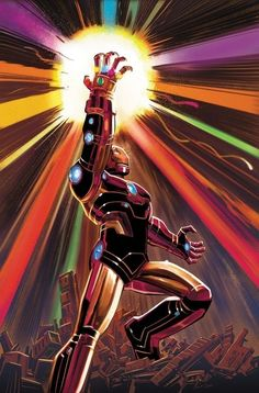 b3c6a536e26 30 Unbelievable Images of Your Favorite Superheroes Wearing Infinity  Gauntlet