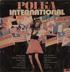 Polka International English Vinyl LP