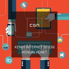 CGN [cms] ile tanışın ! CMS (İçerik Yönetim Sistemi), herhangi bir programlama veya tasarım bilgisine ihtiyacınız olmadan, web sitenizi dinamik olarak yönetmenizi sağlayan bir sistemdir. Bu hizmetimizden yararlanmak için web sitemizi ziyaret edin.  Tel: +90 232 343 44 91  Mobil: +90 535 222 00 50  Email: bilgi@cgnyazilim.com #cms #iys #İçerikYönetimSistemi #CGNYazılım ► http://cgnyazilim.com/cgn-cms.html