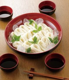 Japanese Noodles: Somen