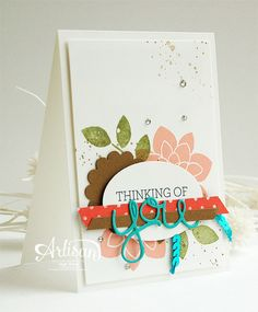 Stampin' Cards and Memories: Thinking of You