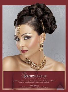 Kaniz Ali Make Up