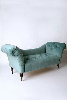 Tufted elegance...