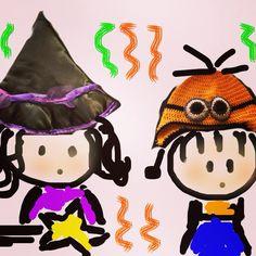 Carnevale. Mondi di Thalia & Zeno. Disegni di Georgia Conte. Copyright Georgia Conte
