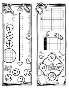 "math ""desk doodles"" for each student seat - FREE download Math Tutor, Teaching Math, Maths, Math Math, Math Education, Math Resources, Math Activities, Math Games, 5th Grade Math"