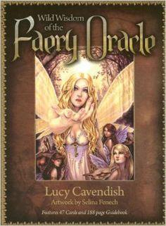 Wild Wisdom of the Faeiry Oracle: Lucy Cavandish, Salina Fenech: 9781572815001: Amazon.com: Books