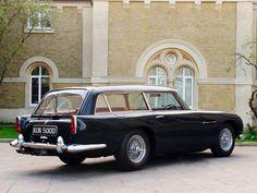 Aston Martin DB5 Shooting Brake 1965