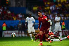 Cristiano Ronaldo se despede da Copa como homem do jogo