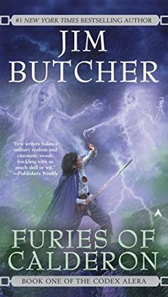One clickers unite because FURIES OF CALDERON (Codex Alera #1) by Jim Butcher is just $1.99 on kindle for a limited time only!