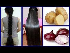 Long Hair Tips, Grow Long Hair, Bhel Puri Recipe, Onion Juice For Hair, Hair Growth Home Remedies, Puri Recipes, Hair Thickening, Fast Hairstyles, Thicken Hair