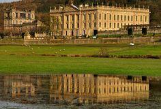 Reflections, Chatsworth House