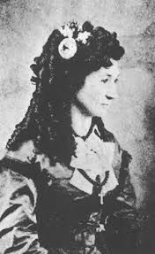 Linda Slaughter, a teacher, pioneer of Bismarck North Dakota, lady farmer. She was active in woman' rights and was a friend of Susan B. Anthony.