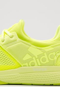 e91800fdcf8ba adidas Performance ATANI BOUNCE - Sports shoes - solar yellow white frozen  yellow for