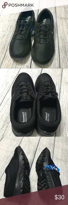 Champion Women's Memory Foam Black Sneakers Sz 7.5 Brand new with clipped tags; Memory foam; Black; Champion Shoes Sneakers