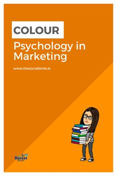 Did you know that Colour can effect your marketing efforts? That's right! Colour Psychology plays a big role in Marketing, Social Media Marketing and more! Learn all about it here!