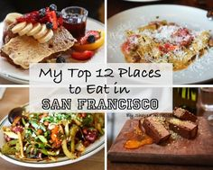 Where to eat in San Francisco I disagree with mamas but the rest is solid
