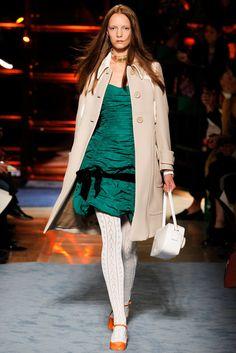 Miu Miu Spring 2014 Ready-to-Wear Fashion Show - Irina Liss (Supreme)