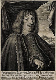 Hondius - John Casimir Vasa