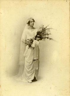 Clara Carlotta (Tita) Carey and Charles Jerome Winton Higgins | Western Australian Museum