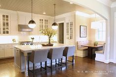 Live Beautifully: Dallas Project | The Kitchen - awesome design blog