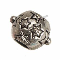 Zinc Alloy Large Hole Beads,Plated,Cadmium And Lead Free,Various Color For Choice,Approx12.5*10.5*8.5mmHole:Approx 4.5mm,Sold By Bags,No 010732