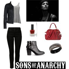 Sons Of Anarchy - Tara
