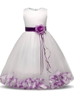 New Floral Kids Party Dresses for Wedding Princess Dress Girl Children Clothing Summer Clothes Kids's Party Costume with Flowers, Ropa de niña, Flower Girls, Cheap Flower Girl Dresses, Wedding Flower Girl Dresses, Little Girl Dresses, Cute Dresses, Baby Flower, Girls Party Dress, Birthday Dresses, Party Dresses