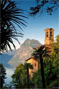 Ticino, Switzerland, formerly Italy  || Get travel tips and inspiration for your visit to Switzerland at http://www.holidaystoeurope.com.au/home/resources/destination-articles/switzerland