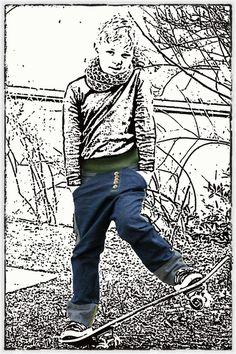 FLiTZPiEPE Jeans ab Gr. 98 von GREDLdeLUXe auf DaWanda.com