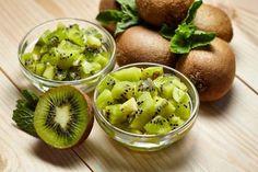 Kiwi Fruit Benefits- A Brief Health Breakfast, Healthy Breakfast Recipes, Healthy Snacks, Healthy Recipes, Kiwi Fruit Benefits, Biscuits Roses, Croissant Sandwich, Jus Detox, Just Juice