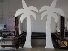 Large EPS Props Logo by WeCutFoam created on our CNC hot wire foam cutter