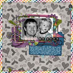 Simple Scrapbook Storytelling by SuzyQ Scraps » 10 Design Tips for Visually Pleasing Scrapbook Pages