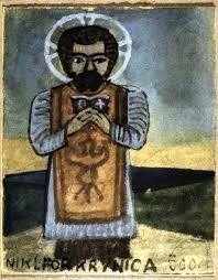 nikifor - Saint on the Road