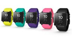 Sony SmartWatch 2 Wrist Strap SE20. Colour and style for everybody. But no white.